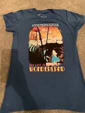 Disney Alice In Wonderland Hot Topic T Shirt Size Medium