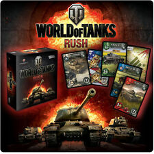 WORLD OF TANKS RUSH STRATEGY GAME BRAND NEW SEALED FREE UK POST! AGE 10+ 2013
