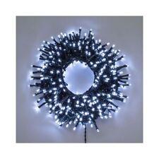 Luci di Natale Catena da 1000 MINILED Luce Bianco Freddo Interno Esterno Addobbi
