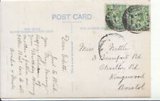 Genealogy Postcard - Nettle - Charllton Road - Kingswood - Bristol - 3081A