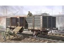 Trumpeter 1/35 German Railway Gondola (High Sides) #01517 #1517
