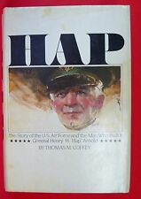 HAP The Story of the US Air Force and the Man Who Built It by Thomas Coffey HC