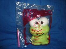 2009 McDonalds #6 Keroppi by Sanrio NIP
