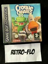 Croque Canards - Jeu Nintendo Game Boy Advance NEUF Sous Blister