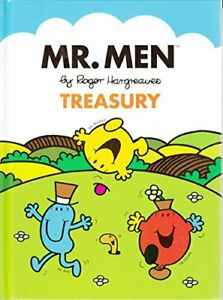 Mr. Men Treasury by Hargreaves, Roger Book The Fast Free Shipping