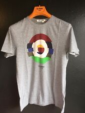 Ben Sherman Target T-shirt, Grey, Small