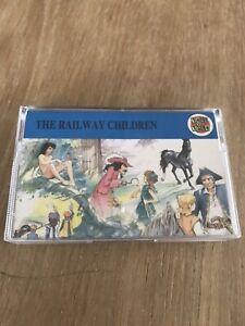 Children's Classic Cassette Story - The Railway Children - Pickwick 1986
