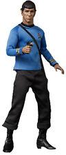 STAR TREK - Spock 1/6th Scale Exclusive Action Figure (Quantum Mechanix) #NEW