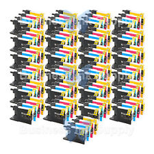 100 PACK LC71 LC75 Compatible Ink Cartirdge for BROTHER Printer MFC-J435W LC75