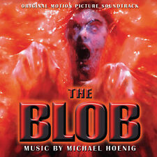 The Blob - Complete Score - Limited 2000 - OOP - Michael Hoenig