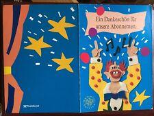 Germania BRD FRD FDC CARD 1993 pelliccia UNS KINDER Clown