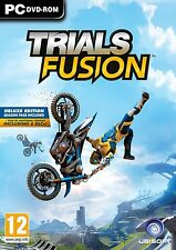 Trials Fusion (PC DVD) NEW & Sealed