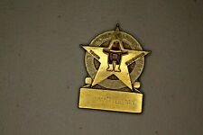 Houston Livestock Show and Rodeo committeeman pin 1979