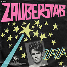 "ZAZA - Zauberstab > 7"" Vinyl Single -1982 -NDW"