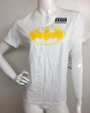 Under Armour New Girls Size YXL White Yellow Logo Cotton Short Sleeve Shirt NWT