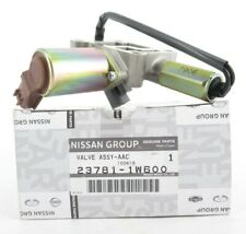 Genuine OEM Nissan 23781-1W600 Idle Air Control Valve Idle Speed Control