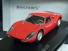 Minichamps Porsche 904 GTS, 1964, rot - 400 065722 - 1:43
