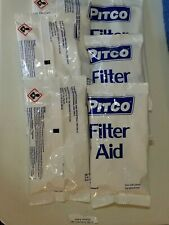 Pitco Filter Aid Pp10732 Fryer Fliter Powder 62 Oz Pkgs