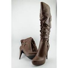 Botas de mujer marrón G by GUESS Talla 39.5