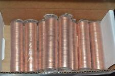 1 X 1996 CANADA BU Original Mint One Cent PENNY ROLL