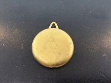 """Antique Sessions Minature Clock Pendulum Bob 1 1/4"""" Diameter 1.7.oz"""
