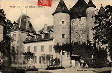CPA  Mépieu - Le vieux Cháteau (583508)