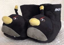 ANGRY BIRDS Childrens Novelty Slippers SIZE UK 11 Kids BNWT