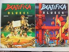 Beatifica Blues - Band 1+2 - Griffo / Dufaux - Delta Ehapa - Z.1-2/2