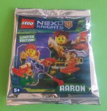 Lego® NEXO KNIGHTS AARON mit Armbrust Limited Edition Neu & OVP