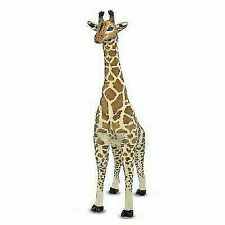 Melissa & Doug Giraffe 1.6m Plush Soft Toy