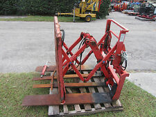 Bolzoni Mark 55 push - pull Forklift Attchment  carriage mount