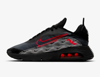 Nike Air Max 2090 Men's Trainers in Black and Red