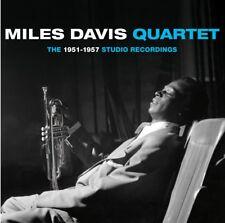 Miles Davis Quartet - 1951-1957 Studio Recordings (plus 2 Bonus T. 8436542015844
