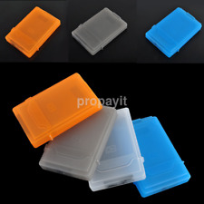 "1x 2.5"" SATA IDE HDD Hard Disk Drive Protective Case Box Storage Plastic it"