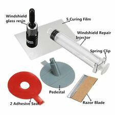 Windscreen Repair Kit Auto Windows Glass Recovery Tool Windshield Instrum p