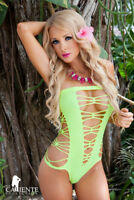 April Cheryse Swimsuit Caliente Collection Pinup Photo Poster 12x18 inch