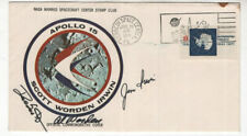 1971 Apollo 15 cover signed by the 3 astronauts