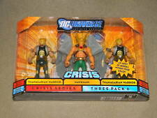 DC Universe Infinite Heroes Crisis 3 pack Hawkman and 2 Thanagarian Warriors