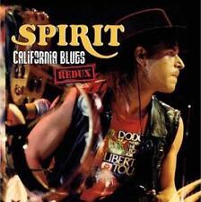 SPIRIT - CALIFORNIA BLUES REDUX 2CDs (New & Sealed) Randy Inc Live Disc