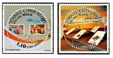 TURKEY 2013, PTT STAMP MUSEUM OF COLLECTIONS THAT WITNESS HISTORY, MNH