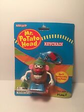 Mr. Potato Head Keychain Squeezable Key Ring New