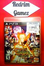 Naruto Ultimate Ninja Storm Revolution PS3 Video Games