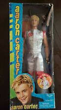 "AARON CARTER - 12"" DOLL outfit from his concert  BRAND NEW - SEALED NIB 2001"