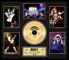 "KISS - ""CALLING DR. LOVE"" 45 RPM GOLDENE SCHALLPLATTE LIMITED ED. 2500 STK."