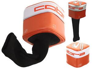 Cobra Golf Cube Fairway Wood Head Cover - Orange - RRP£29.99