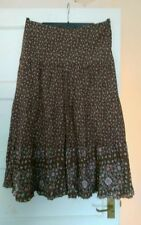 Marks and Spencer Cotton Floral Maxi Skirts for Women