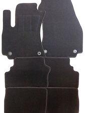 Autoteppiche  Fußmatten für OPEL Zafira A 99-03 schwarz 6-teilig Bef.Rund