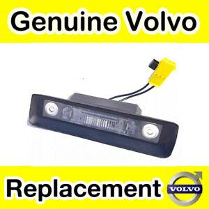 Genuine Volvo C70 (98-05) Number Plate Light / Lamp / Lens