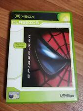 Spider-Man The Movie (Classics) Xbox Retro Videospiel original UK Version