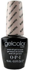 OPI Gelcolor Bubble Bath Softshades Collection Nail Polish Lacquer 15ml